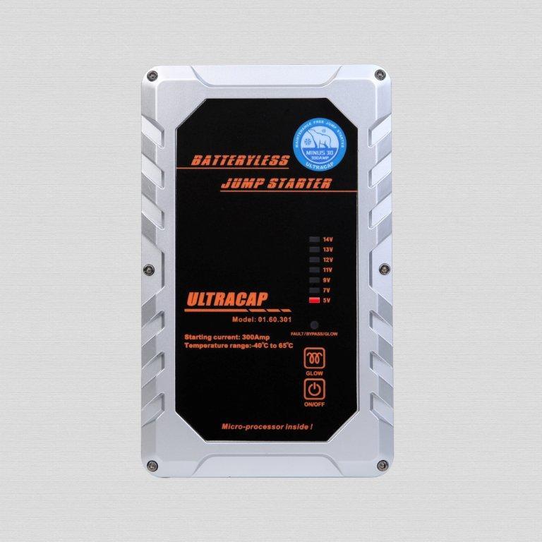 300a Jump Starter Maintenance Free Capacitor Based 12v