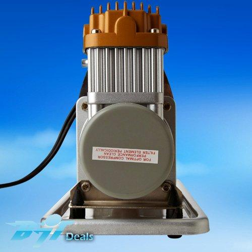 12V 150L/MIN AIR COMPRESSOR PORTABLE EXTRA HEAVY DUTY 4x4
